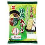 【新発売】ほん和菓きなこ餅 抹茶あずき(岩塚製菓)商品分析!
