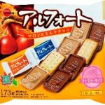 【期間限定】アルフォートFSマロン&ミルクチョコ(ブルボン)商品分析!