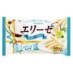 【期間限定】エリーゼ ココナッツミルク(ブルボン)商品分析!