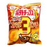 【期間限定】ポテトチップス コンソメトリプルパンチ (カルビー)商品分析!