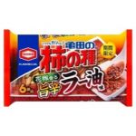 亀田の柿の種 旨辛ラー油味