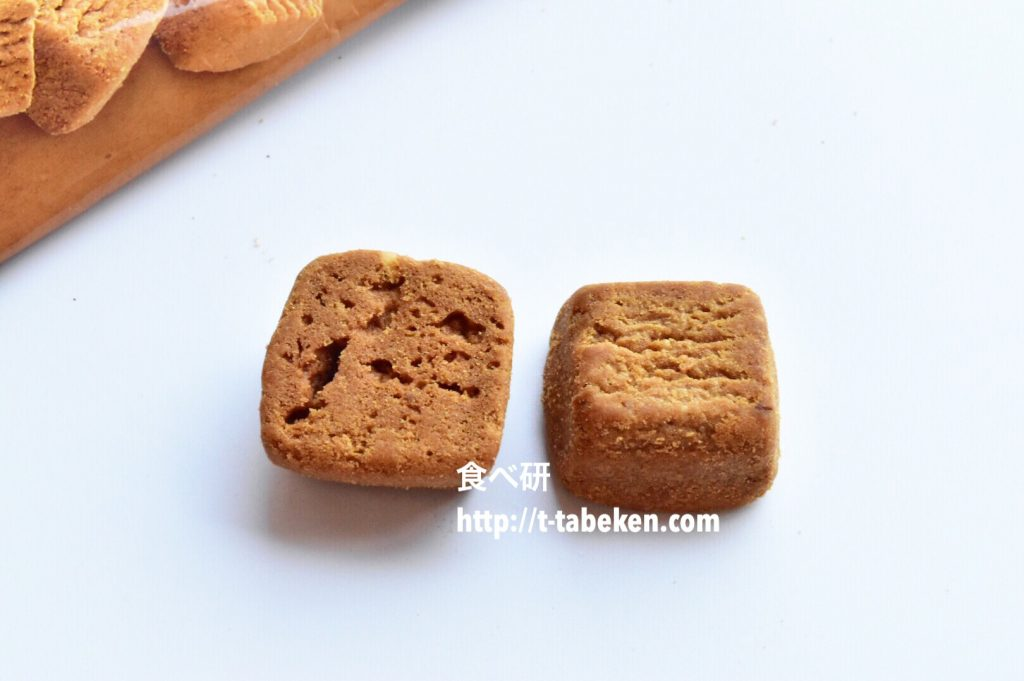 ひとくち焼きショコラ 塩キャラメル