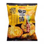 【店舗限定】堅あげポテト 堅つま 海苔薫るカリカリチーズ(カルビー)商品分析!